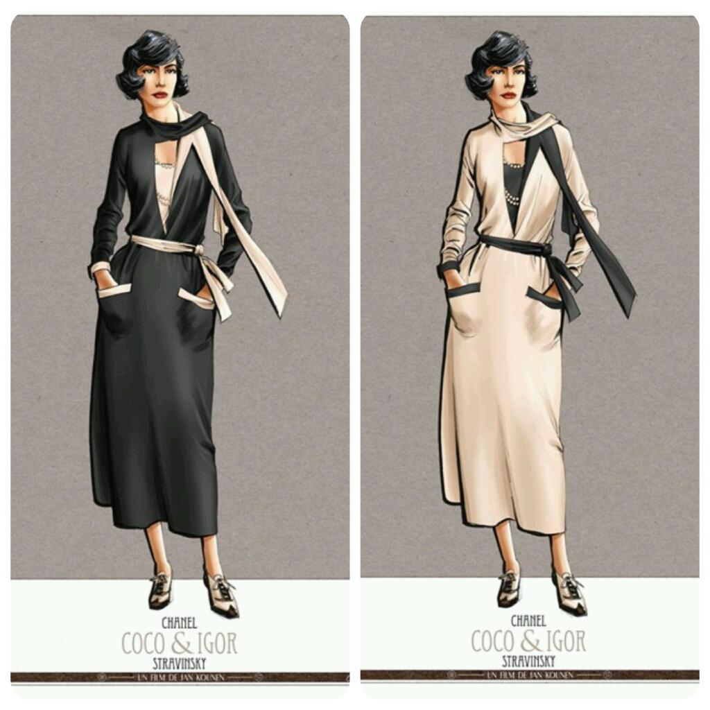 Coco Chanel La Moda Androgina